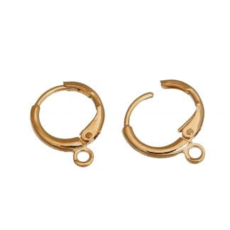18k & 14k Gold Plated Findings