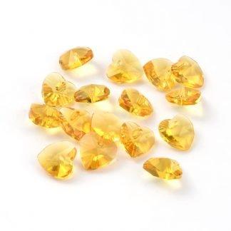 Crystal Beads & Pendants